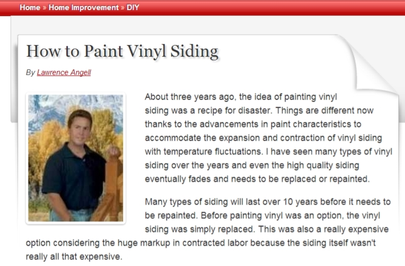 Painting Vinyl Siding Fort Collins Roofing Consultants
